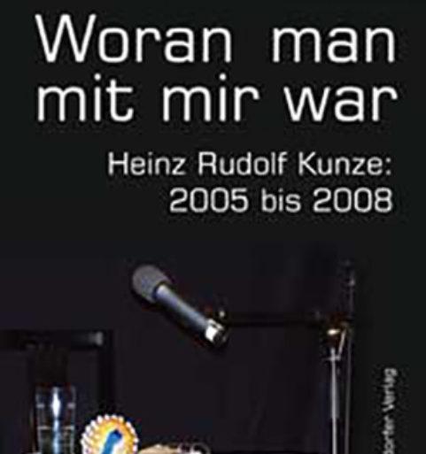 Woran man mit mir war (VÖ: 2008)