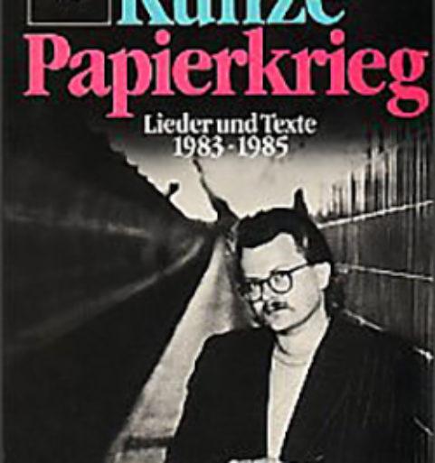 Papierkrieg (VÖ: 1986)