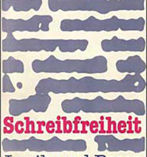 Schreibfreiheit (VÖ: 1979)