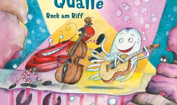 Quentin Qualle – Rock am Riff (2015)