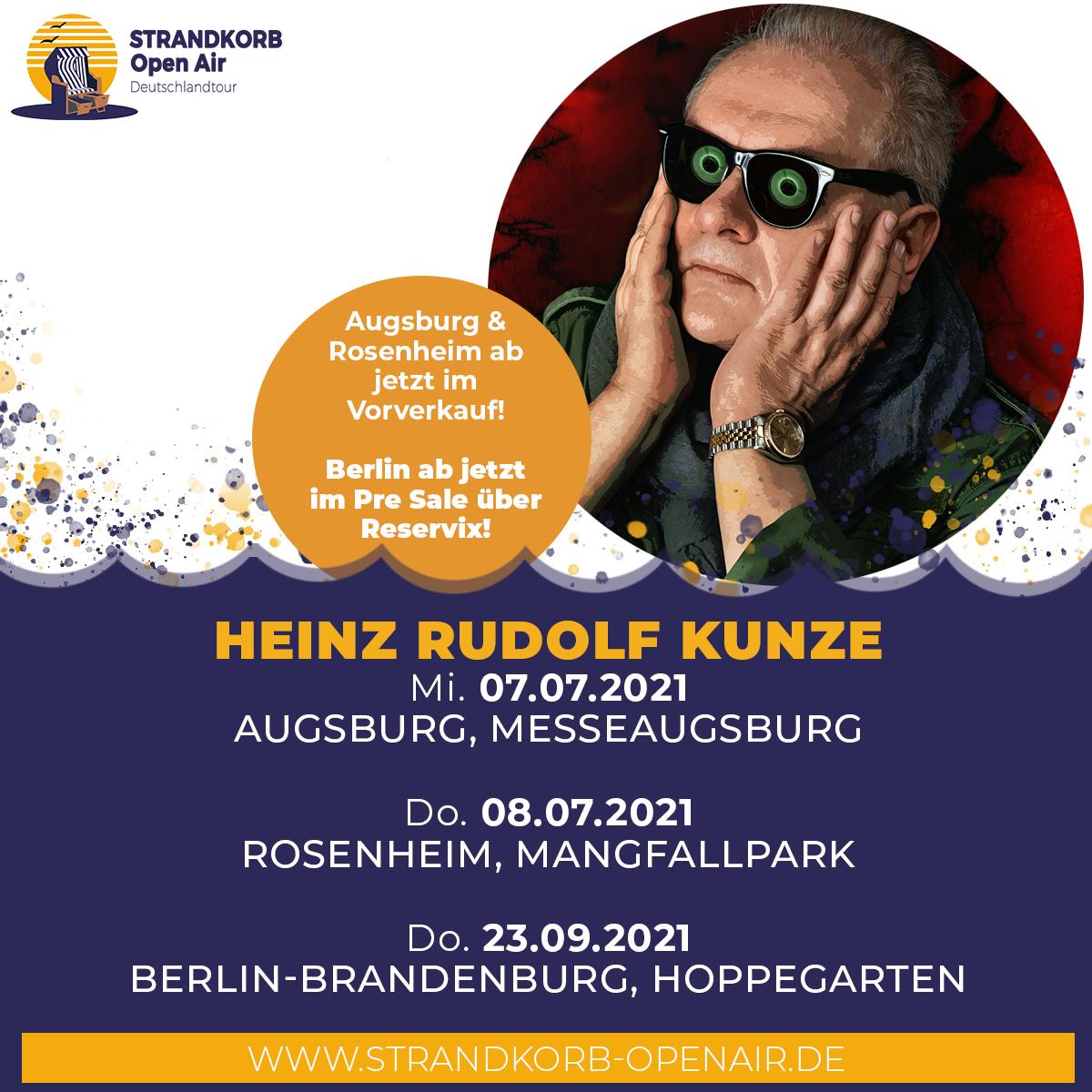 Heinz Rudolf Kunze _ Termine All _ 12.3.